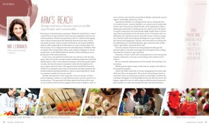magazine design food health san diego designer art director creative