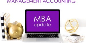MBA management accounting girl boss