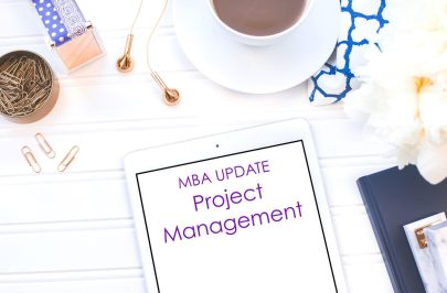 MBA project management