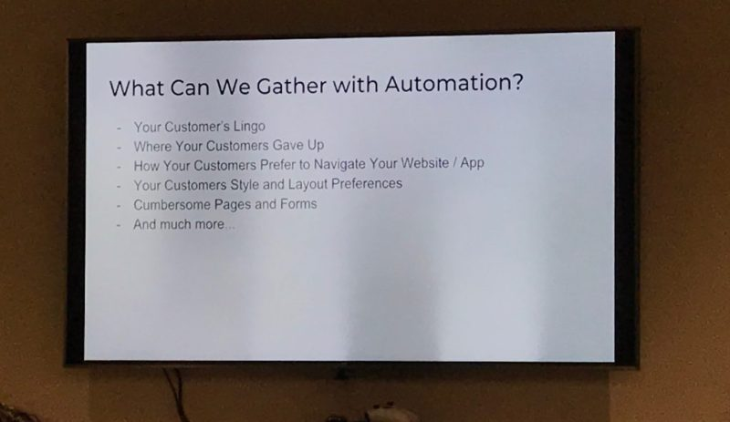 Seer Interactive Speaker Series Automation