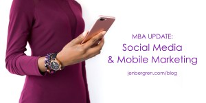 social media mobile marketing