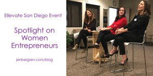 ellevate san diego women entrepreneurs