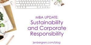 mba csr sustainability