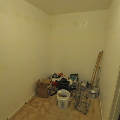 Day 10: Closet Space