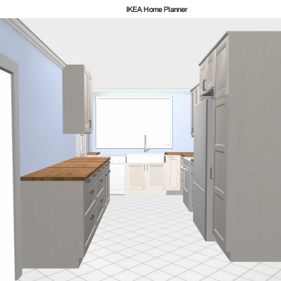 Kitchen Plans: The Big Picture