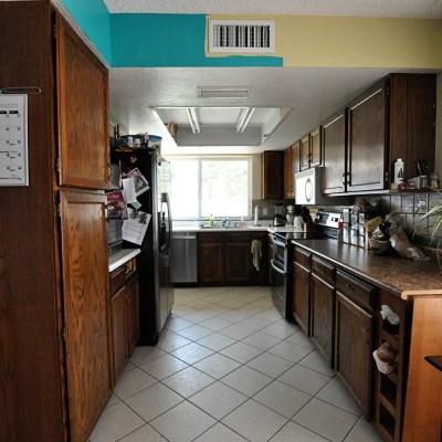 Kitchen Progress: Demolition