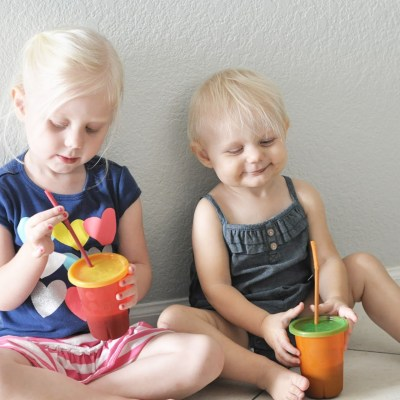 Healthy Foods Toddlers Love: Chocolate Banana Smoothie