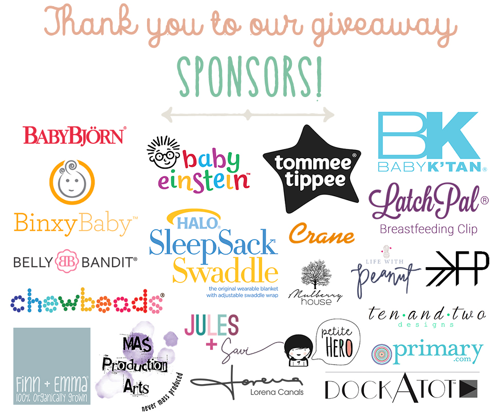 spring baby gear giveaway
