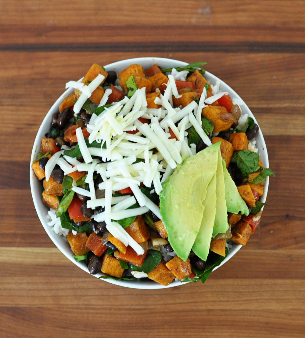 southwest sweet potato hash recipe