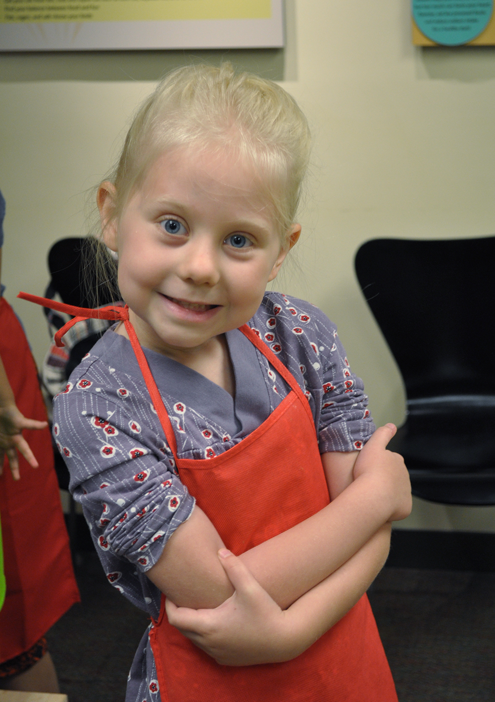 Arizona Adventures: the Toddler Test Kitchen at the Halle Heart Children's Museum in Tempe is a fun, inexpensive way for kids between ages 2 and 6 to learn about cooking, nutrition, and more