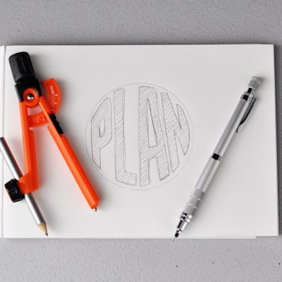 My Mantra For May: PLAN