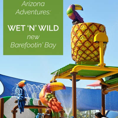Arizona Adventures: Wet 'n' Wild Phoenix (and a giveaway!–CLOSED)