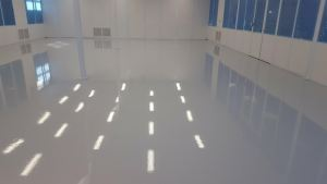 Benefits of Polished Concrete versus Epoxy Floor Coatings