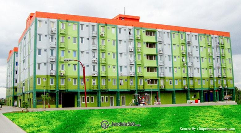 7 Apartemen Studio di Jakarta dengan Harga Sewa 1 Jutaan Per Bulan