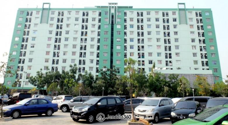 Sewa apartemen green park view