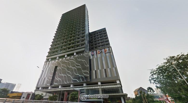 soho Soho Pancoran Apartment Apartment