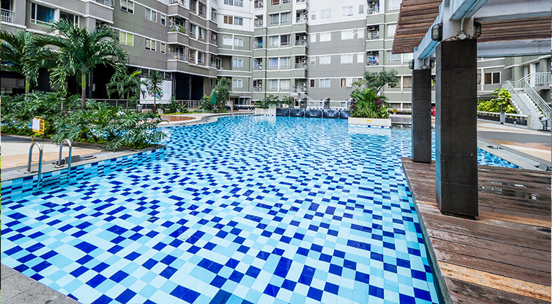 kolam renang sudirman park
