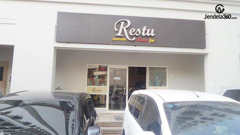 Tempat makan Restu di Apartemen Medit 2