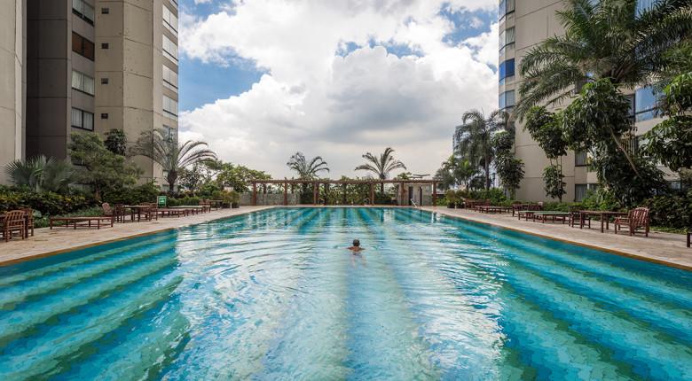 Taman Anggrek Condominium - Mall Taman Anggrek