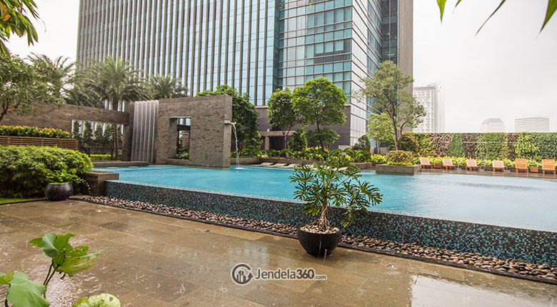 Apartemen dekat Istora Senayan