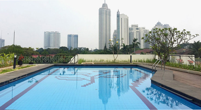 Apartemen Sinabung Executive