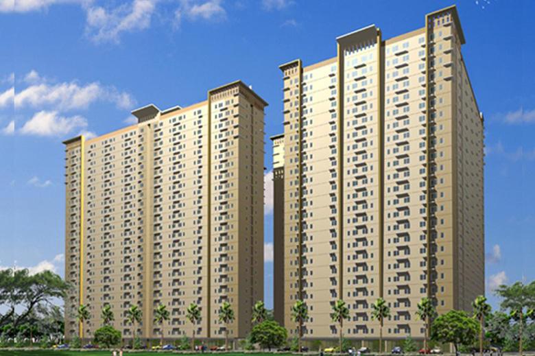 Apartemen Lebak Lestari Garden