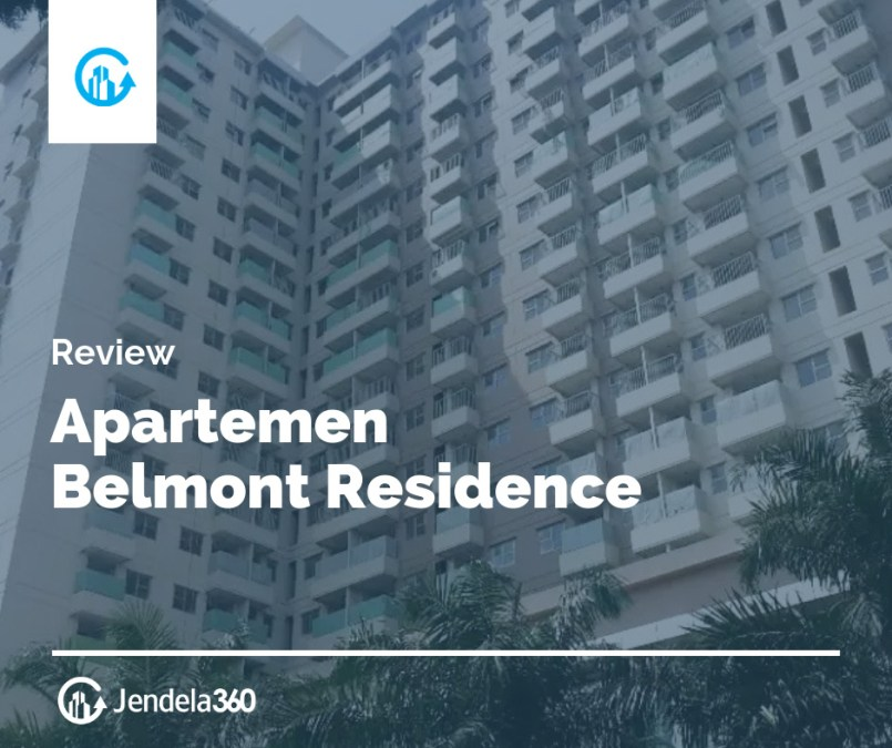 Review Apartemen Belmont Residence