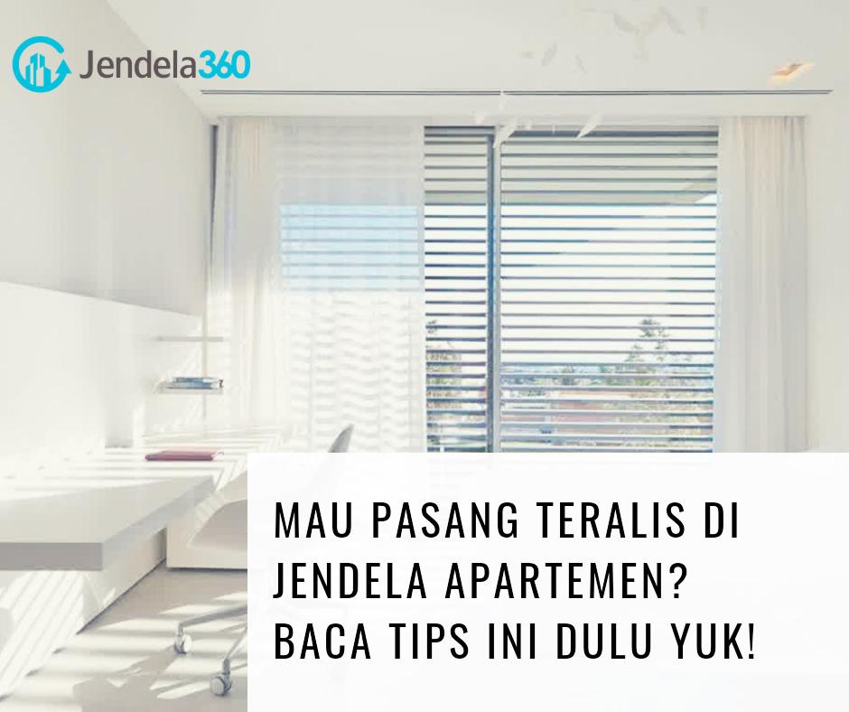 Mau Pasang Teralis Di Jendela Apartemen Baca Tips Ini Dulu Yuk