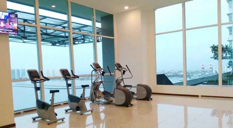 gym seaview pluit