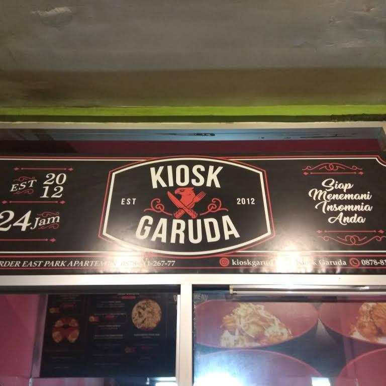 Tempat Makan Jakarta 24 Jam Kiosk Garuda