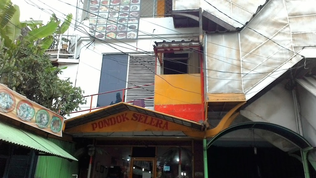 Pondok Selera Tempat Makan Jakarta 24 Jam