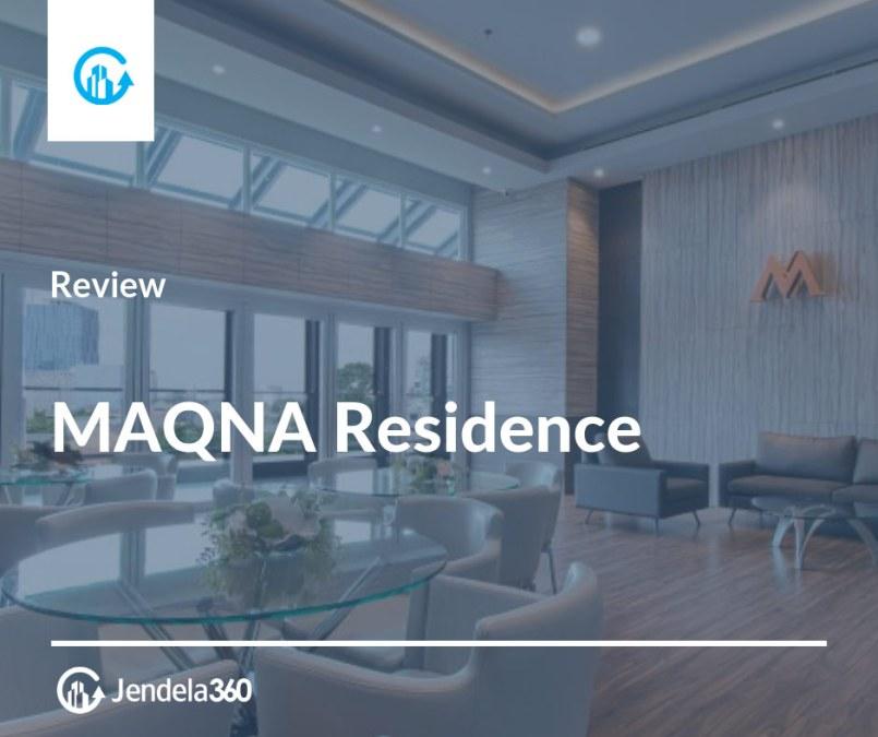 Review Apartemen Maqna Residence