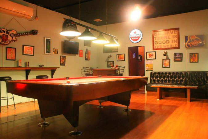 tempat main billiard di jakarta