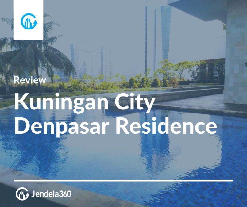 Kuningan City Denpasar Residence Apartment Review
