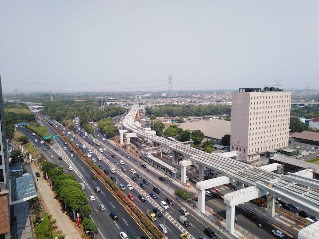 MT Haryono Road