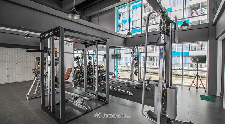 Gym The H Residence