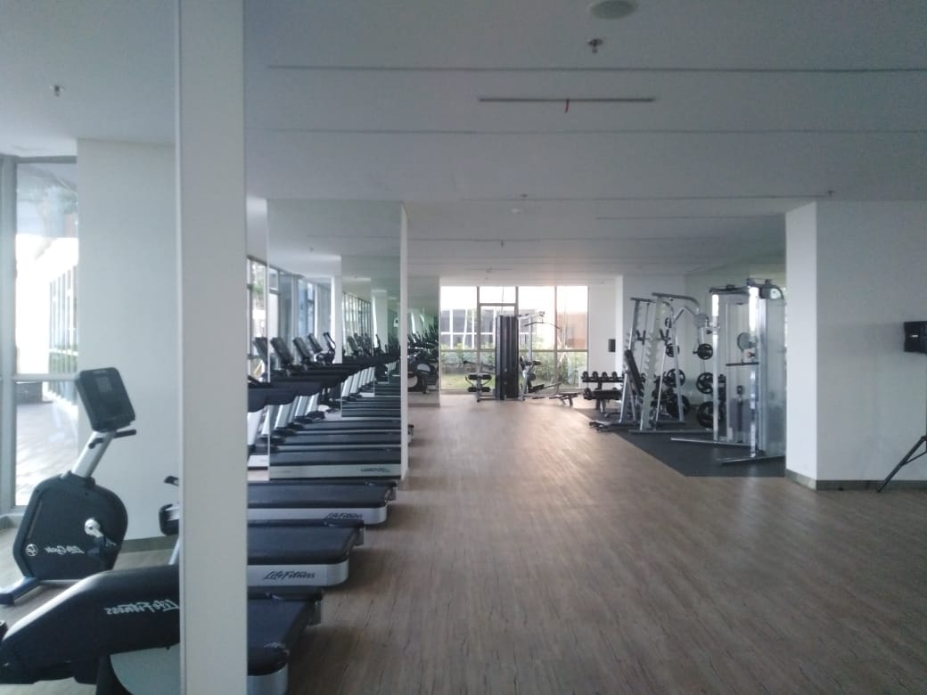 gym at gold coast pik
