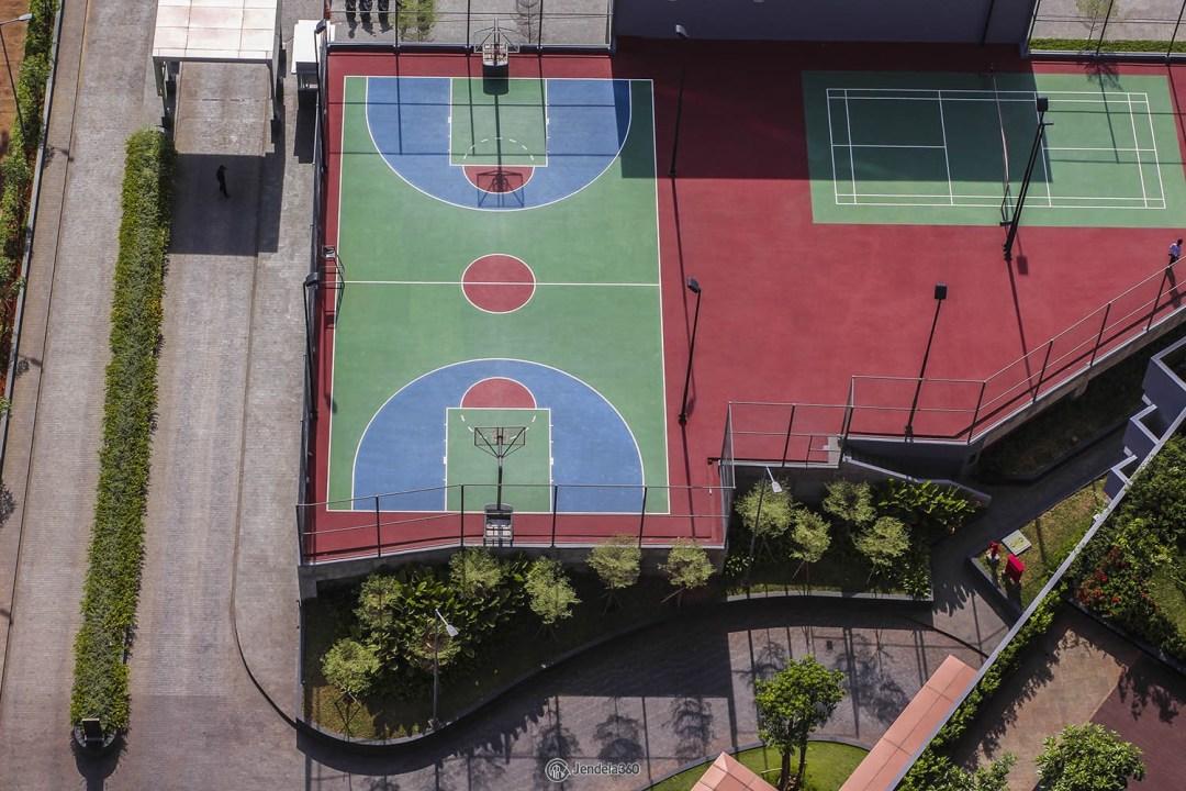 basketball court gold coast apartment PIK