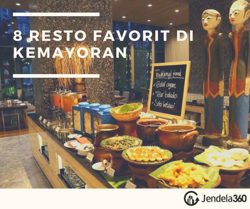 8 Tempat Makan di Kemayoran Favoritnya Ini Para Pecinta Kuliner!