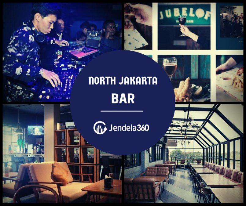 7 Rekomendasi Bar di Jakarta Utara Buat Malam Minggu Seru
