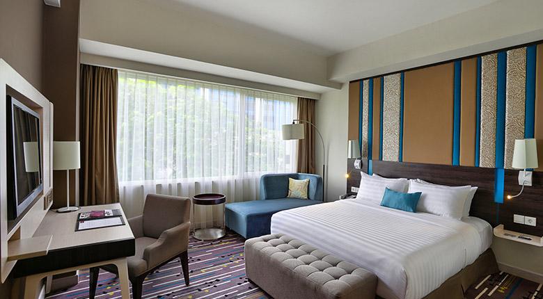 Hotel di Alam Sutera Serpong