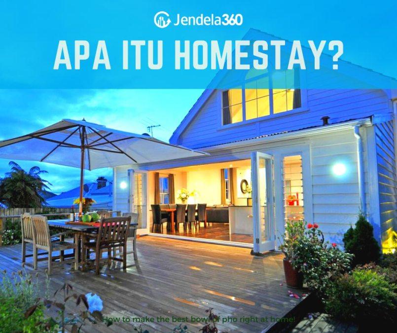 Apa Itu Homestay? Apa Bedanya dengan Penginapan Lain?