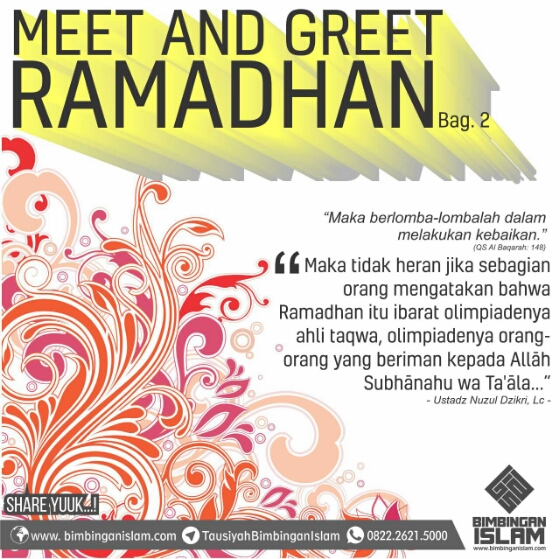 Meet and Greet Ramadhan