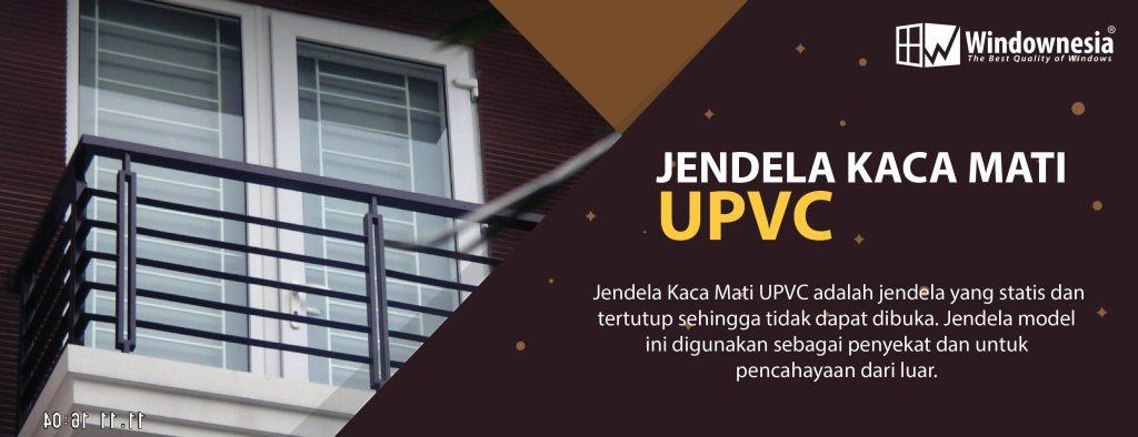 Banner Jendela UPVC 1