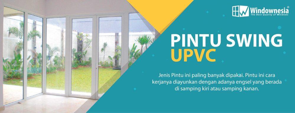 Banner Pintu UPVC 2