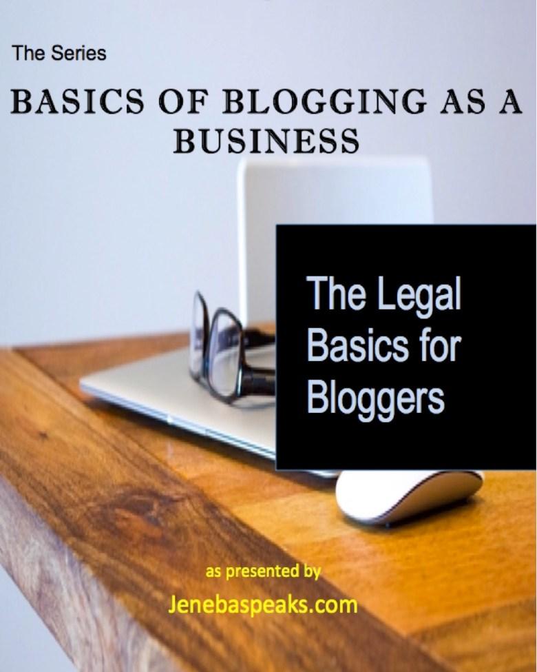 LegalBasicscover