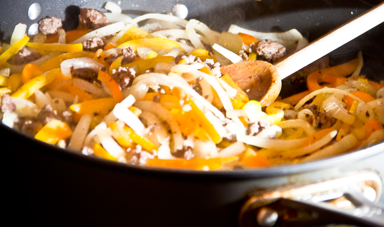 sauteeing-peppers-and-onions