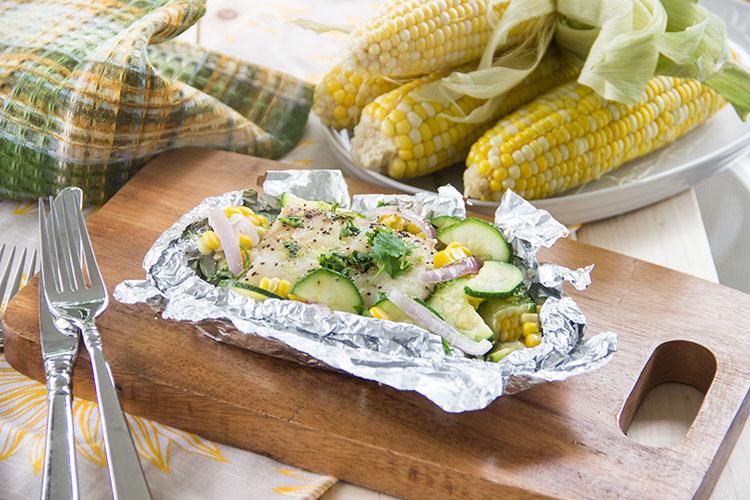 corn-zucchini-fish-packet