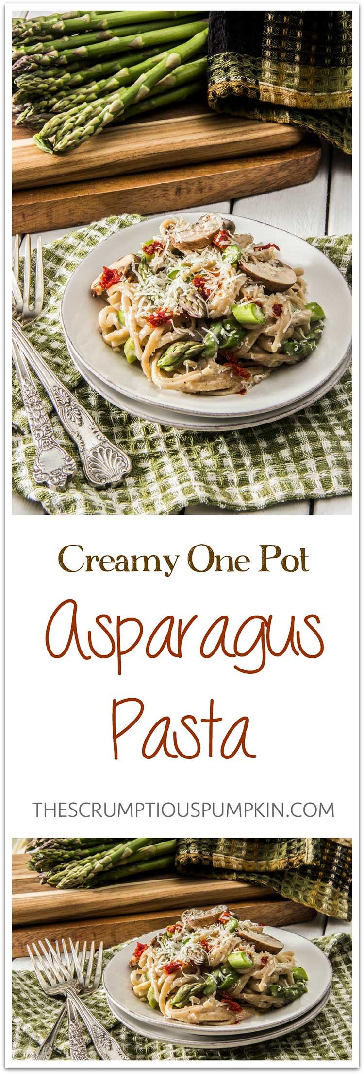 Creamy-One-Pot-Asparagus-Pasta