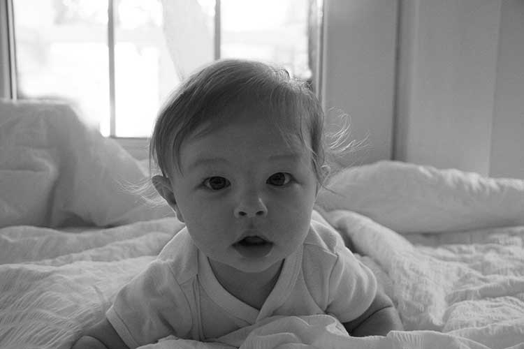photographing-baby